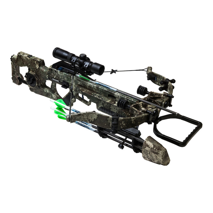 Arbalète EXCALIBUR MICRO ASSASSIN 400 TD 325 Lbs 400 Fps True Timber Strata
