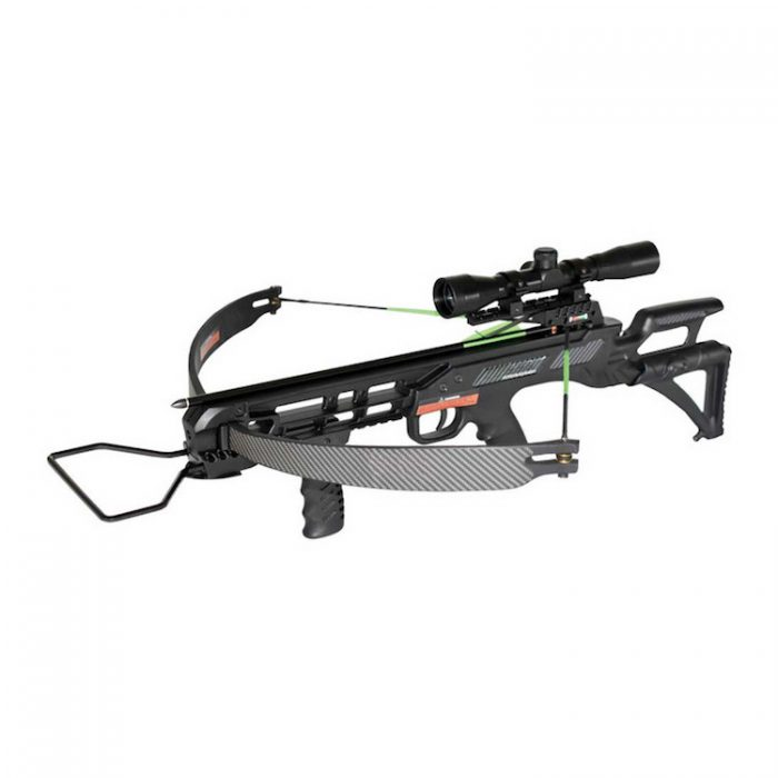 Arbalète HORI-ZONE Recon Rage-X Special Opps 175 Lbs 265 Fps