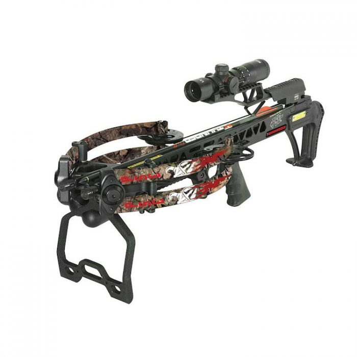 Arbalète PSE WARHAMMER Country Camo 400 Fps 245 Lbs
