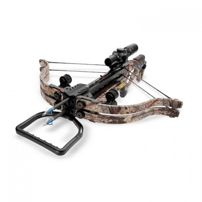 Arbalète EXCALIBUR TWINSTRIKE 358 Lbs 360 Fps Mossy Oak Country