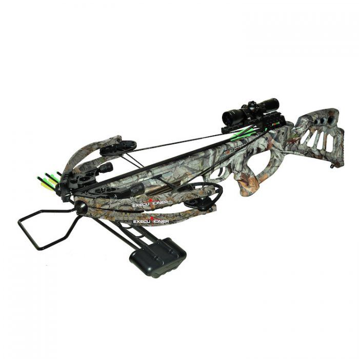 Arbalète HORI-ZONE Executioner 175 Lbs 375 Fps