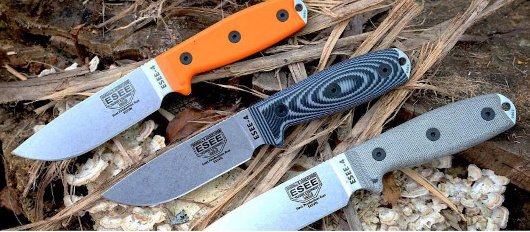 couteau esee full Tang